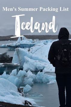 Men's Guide for Packing for Summer In Iceland.  11 Days around the Ring Road in a Carry-On. #packing #packinglist #iceland #carryon #europe #whattopack #summer