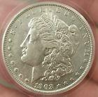 1903 S Morgan Silver Dollar ICG AU50