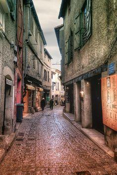 Carcassonne .France
