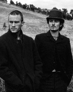 Heath Ledger & Orlando Bloom