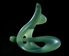 Pentrating2@721 Jade Pendant Penetrating Form