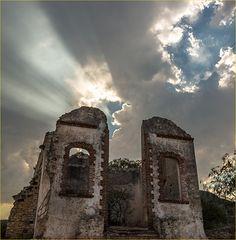 Ruins #6 Mineral de Pozos, Mexico. March, 2012