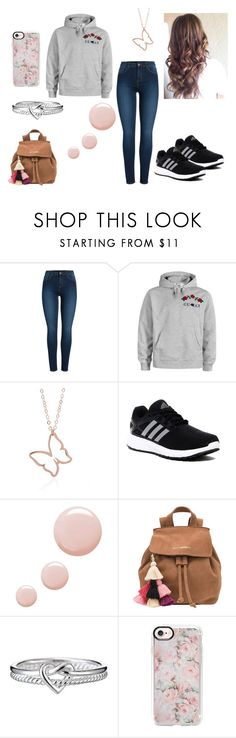 """""""love it"""" by vaug7168 ❤ liked on Polyvore featuring Pieces, Gucci, adidas, Topshop, The Wolf Gang, Avon and Casetify"""