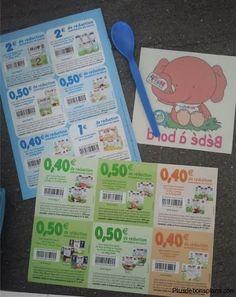 Actuellement et sur simple demande, les jeunes parents peuvent obtenir gratuitement des coupons de réduction et des produits de marque HiPP Biologique pour bébé.
