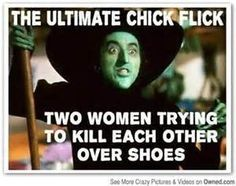 Wizard of Oz - The Ultimate Chick Flick?