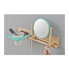 "IKEA PS 2014 Wall rail/mirror/container,21 5/8"" - IKEA"