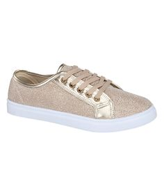 Gold Hope Sneaker