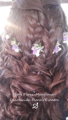 horquillas pelo novia