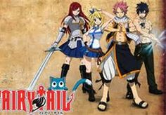 fairy tale anime (haven't watched)
