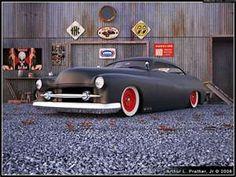 Mercury Rat Rod...awesome!