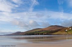 Inch Strand, Co. Kerry, Ireland