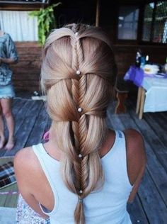 tresse épi #coiffure #tresse #cheveux-Challenge! If you can read French, you can tell me what this means, and what the website says. :)