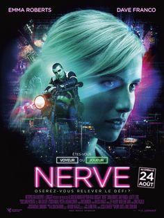 En participant à Nerve, un jeu qui diffuse en direct sur Internet des défis filmés, Vee et Ian décident de s'associer pour relever des challenges de plus en plus risqués et gagner toujours plus d'argent.Mais bientôt les deux « Joueurs » s'aperçoivent...