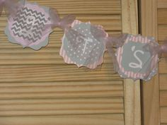It's A Girl Baby Shower Banner Baby Shower Banner by ItzMyParty