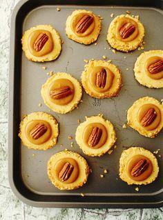 Coffee Pecan Cookies | Sugar et al
