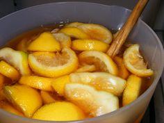 Lemon Iced #Tea