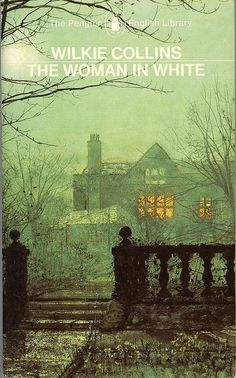 The Woman In White by Wilkie Collins: I highly recommend this large tome. It's worth your time. I love a mystery that I am unable to unravel until the author allows. And this kept me rapt until the last.