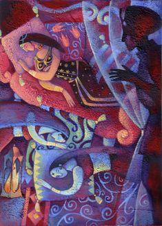 Arabian Nights, Alida Massari