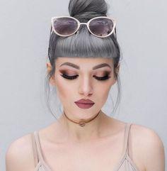 Gri Saç Renkleri ve Modelleri 2016 2017