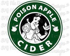 Disney Starbucks Logos Svg Cutting Files Clipart