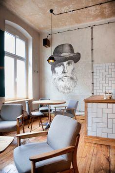 Minister Café, en Poznań | tránsito inicial