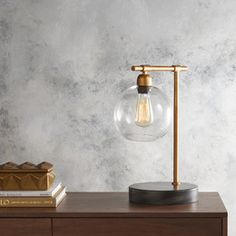 """Toc 18"""" H Table Lamp"""