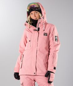 fd99f3108 Buy Adept W Ski Jacket from Dope at Ridestore.com - Always free shipping,