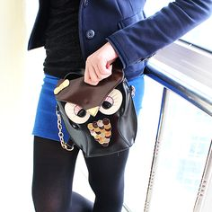 Owl Bow Bag