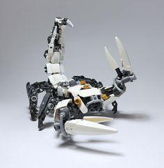 LEGO Mech Scorpion-04 | Mitsuru Nikaido | Flickr