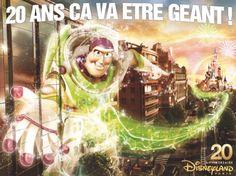 20 ans de Disneyland Paris