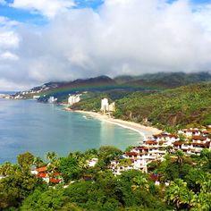 Rainbow! #PuertoVallarta