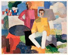 1969 Print Celebration French National Day Le Quatorze Juillet Roger XAV5