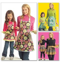 Etsy listing at https://www.etsy.com/listing/125598134/mother-daughter-pattern-make-full-and