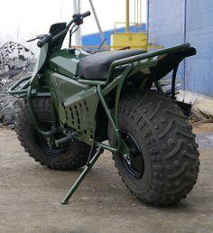 Motorycle «TARUS» 2x2