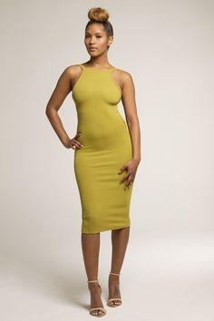 Mamas Boutique - The Citrus Dress - Dresses - Mamas Boutique