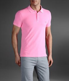 Short-sleeved polo Price: $195,00
