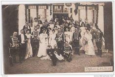 ZIPKOW 22.V.1909 Adel Hochzeit Husaren Regiment Pommern Stolp