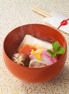 かんたん♪お雑煮 by ヒガシマル醤油 [クックパッド] 簡単おいしいみんなのレシピが256万品