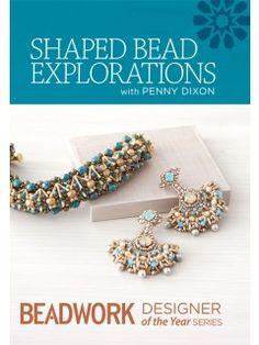 Beadwork Designer of the Year Series: Shaped Bead Explorations | InterweaveStore.com