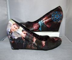 WOW --> #Supernatural Wedges