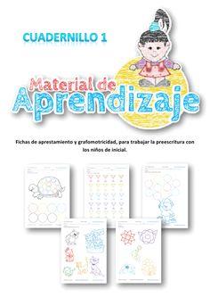 Cuadernillo preescolar 1: Actividades para infantil