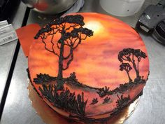 pride Land cake