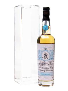 Whisky: Compass Box - Double Single (1 malt, 1 grain) || Maturation: Bourbon || Taste: Fresh and sweet
