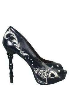 #shoes #fashion #rocker