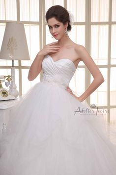 Wedding dress Nitsa by Atelier ivoire