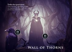 Wall of thorns Maleficent Quotes, Maleficent 2, Disney Princess Art, She Was Beautiful, Disney Villains, Light In The Dark, Hero, Photoshoot, Movie Posters