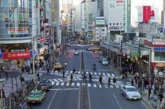 Shinjuku,Japan  Awesome place! I miss Tokyo :(