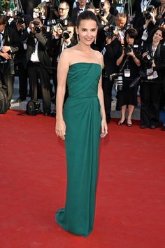 The 2012 Cannes Red Carpet