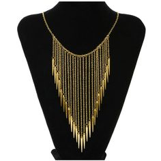 安い2016 collaresジュエリーヨーロッパヴィンテージトレンチファッションネックレスリベットロングタッセルパンクアクセサリー女性ステートメントネックレス、購入品質チェーン ネックレス、直接中国のサプライヤーから:   私の店へようこそ   http://www.aliexpress.com/store/1478308         親愛なる私の友人:をお過ごしくださいいくつかの時間とお気軽に見て店の他の項目:      を私はあなたはそれと恋に落