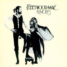 Fleetwood Mac Rumours - discovered this my freshman year at Duke and listened to it constantly. Reminds me of my dorm room in Bassett, being homesick, and my big ole crush on this dude named Rich.